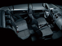 Фото авто Suzuki SX4 1 поколение, ракурс: салон целиком