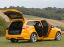Фото авто Ford Focus 3 поколение, ракурс: 225 цвет: золотой
