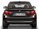 Фото авто BMW 4 серия F32/F33/F36, ракурс: 180 цвет: коричневый