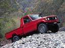 Фото авто Toyota Land Cruiser J70 [2-й рестайлинг], ракурс: 315