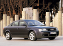 Фото авто Audi A6 4B/C5 [рестайлинг], ракурс: 315 цвет: коричневый