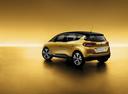 Фото авто Renault Scenic 4 поколение, ракурс: 135 цвет: желтый