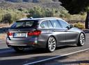 Фото авто BMW 3 серия F30/F31/F34, ракурс: 225 цвет: серый