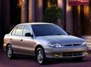 Фото авто Hyundai Accent X3 [рестайлинг], ракурс: 315