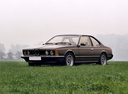 Фото авто BMW 6 серия E24, ракурс: 45