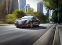 Фото авто Cadillac ELR 1 поколение [рестайлинг], ракурс: 45 цвет: бежевый