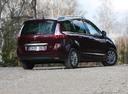 Фото авто Renault Scenic 3 поколение [рестайлинг], ракурс: 225 цвет: бордовый
