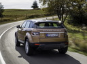 Фото авто Land Rover Range Rover Evoque L538, ракурс: 135 цвет: бронзовый