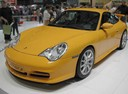 Фото авто Porsche 911 996 [рестайлинг], ракурс: 45