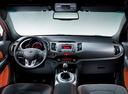 Фото авто Kia Sportage 3 поколение, ракурс: торпедо