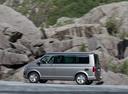 Фото авто Volkswagen California T6, ракурс: 90 цвет: серый