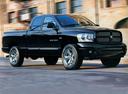 Фото авто Dodge Ram 3 поколение [рестайлинг], ракурс: 315 цвет: черный
