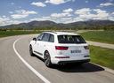 Фото авто Audi SQ7 4M, ракурс: 135 цвет: белый
