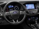 Фото авто Ford Focus 3 поколение [рестайлинг], ракурс: рулевое колесо