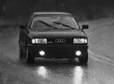 Фото авто Audi 80 8A/B3,  цвет: черный