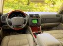 Фото авто Lexus LS 2 поколение, ракурс: торпедо