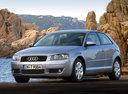 Фото авто Audi A3 8P, ракурс: 45