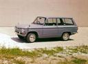 Фото авто Mazda Familia 1 поколение, ракурс: 45
