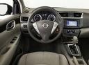 Фото авто Nissan Sentra B17, ракурс: рулевое колесо