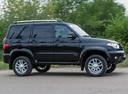 Фото авто УАЗ Patriot 2 поколение, ракурс: 270 цвет: черный