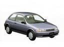 Фото авто Toyota Tercel L40, ракурс: 315 цвет: голубой