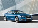 Фото авто Audi A5 8T, ракурс: 315 цвет: синий