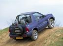 Фото авто Suzuki Grand Vitara 1 поколение, ракурс: 135