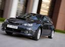 Фото авто Subaru Impreza 3 поколение, ракурс: 45 цвет: черный