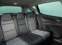 Фото авто Peugeot 207 1 поколение, ракурс: задние сиденья