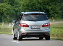 Фото авто Mazda 5 CW, ракурс: 180 цвет: серебряный