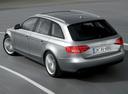 Фото авто Audi A4 B8/8K, ракурс: 135 цвет: серебряный