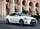 Фото авто Lexus IS XE30 [рестайлинг], ракурс: 315 цвет: белый