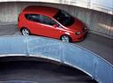 Фото авто SEAT Altea 1 поколение, ракурс: сверху