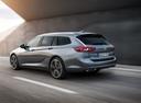 Фото авто Opel Insignia B, ракурс: 135 цвет: серый