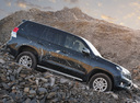Фото авто Toyota Land Cruiser Prado J150, ракурс: 270 цвет: черный