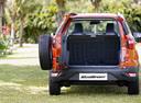Фото авто Ford EcoSport 2 поколение, ракурс: багажник цвет: оранжевый