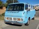Фото авто Chevrolet Van 2 поколение, ракурс: 45