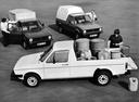 Фото авто Volkswagen Caddy 1 поколение, ракурс: 90