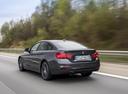Фото авто BMW 4 серия F32/F33/F36 [рестайлинг], ракурс: 135 цвет: серый