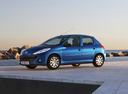 Фото авто Peugeot 206 2 поколение, ракурс: 90