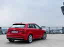 Фото авто Audi A3 8V [рестайлинг], ракурс: 225 цвет: красный