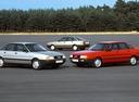 Фото авто Audi 80 8A/B3, ракурс: 315 цвет: серебряный