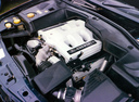 Фото авто Ford Scorpio 1 поколение, ракурс: двигатель