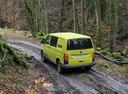 Фото авто Volkswagen Transporter T6, ракурс: 135 цвет: желтый