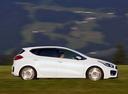 Фото авто Kia Cee'd 2 поколение, ракурс: 270 цвет: белый