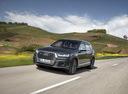 Фото авто Audi SQ7 4M, ракурс: 45 цвет: серый