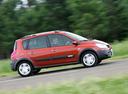 Фото авто Renault Scenic 2 поколение [рестайлинг], ракурс: 270