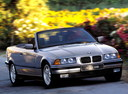 Фото авто BMW 3 серия E36, ракурс: 315 цвет: серебряный