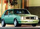 Фото авто Volkswagen Citi Golf 1 поколение [рестайлинг], ракурс: 315