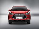 Фото авто JAC S3 1 поколение,  цвет: красный